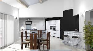 amenagement coin cuisine projet aménagement intérieur entrée 2 salons coin cuisine