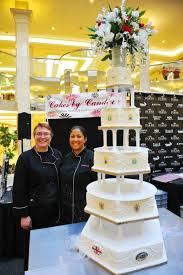 Wedding Cake Edmonton Betty Friesen And Candace Ramjohn From Cakes By Candace Captured