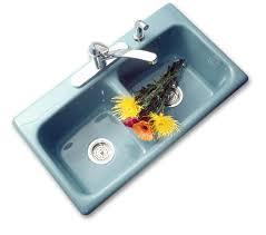 green kitchen sinks solidcast portland kitchen sink shown in seafoam green color new
