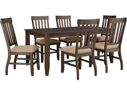 Pub Dining Room Tables Dresbar 7pc Pub Dining Room Set
