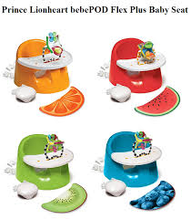 Booster Chairs For Toddlers Eating by Prince Lionheart Bebepod Flex Plus Baby Seat From Best Toddler
