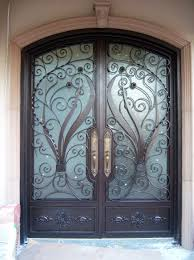 iron entrance doors exles ideas pictures megarct just