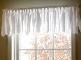 Pottery Barn Curtain Hardware Diy Easy No Sew Window Valance Pottery Barn Inspired Valance