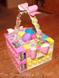 filled easter baskets for sale diy easter basket with tulle and flowers kids