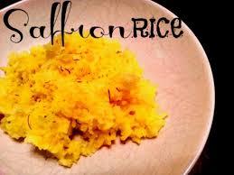 slow cooker saffron rice recipes