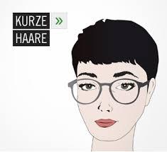 Frisuren Mittellange Haar Brille by Frisuren Kurze Haare Und Brille Smith