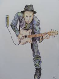 free images person singer paint guitar player electric