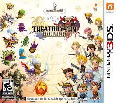 Final Fantasy 2 World Map by Theatrhythm Final Fantasy Ign