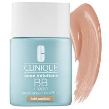 acne solutions bb cream broad spectrum spf 40 clinique sephora