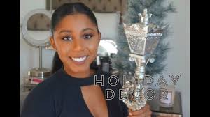 Home Goods Holiday Decor by Holiday Home Decor Haul 2016 I Homegoods U0026 Pier 1 Imports I