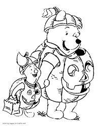Disney Halloween Coloring Page by Halloween Coloring Pages Disney