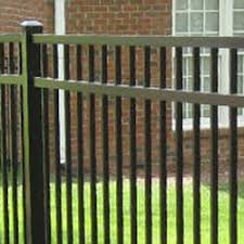 ornamental fence supply building supplies 49w102 rt 30 big