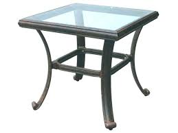 Tempered Glass Patio Table Luxury Glass Patio Table And End Table Glass Top Replacement