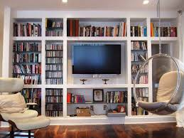 wall library furniture 20 amazing photos library bookcase chair ideas