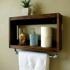 Bathroom Shelves Home Depot Fabulous Bathroom Shelf Towel Bar Ideas Ith Towel Bar The Home