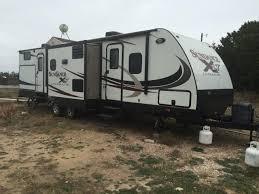 travel trailer with garage texas travel trailer rvs for sale rvtrader com