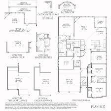 patio floor plans 5127 floor plan at woodforest luxury patio in montgomery tx