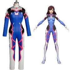 the beatles halloween costumes hana song overwatch d va dva cosplay costume skycostume