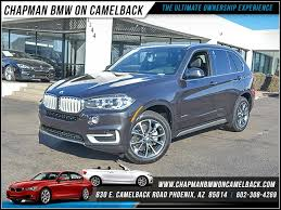 are bmw x5 cars bmw x5 for sale in az chapman bmw on camelback