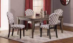 hillsdale lorient parsons dining chair distressed black