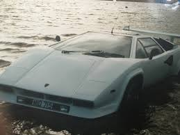 replica lamborghini amphibious lamborghini countach replica is 27 000 worth every