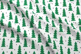 christmas trees green christmas tree forest xmas holiday