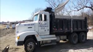 1991 freightliner fld dump truck for sale no reserve internet