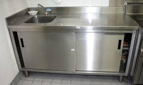 meuble de cuisine avec evier inox meuble de cuisine salle de bains