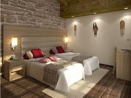 chambre tete de lit chambre tete de lit top une niche peinte dans une teinte tendance