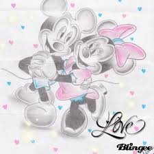 mickey minnie mouse picture 62272443 blingee