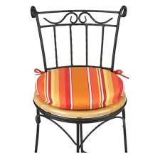 Orange Patio Cushions by Home Decorators Collection Outdoor Cushions Dolce Mango Sunbrella