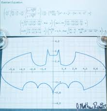 geometry is this batman equation for real mathematics stack