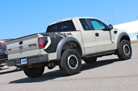 F150 Raptor Cost The Ford Svt Raptor Truck Series Extra Wide Stance Specially
