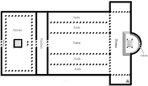 file old st peters basilica plan png wikimedia commons