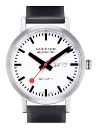reviews for mondaine sbb classic 40 automatic day date a132