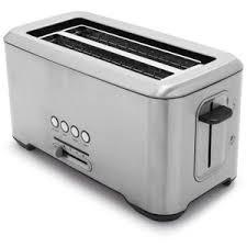 Breville 4 Slice Smart Toaster Breville A Bit More 4 Slice Toaster Polyvore