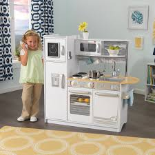 kidkraft uptown white play kitchen uptown play kitchen in white by