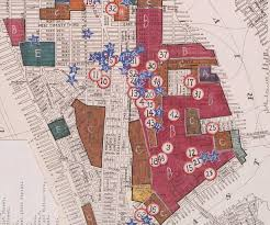 Seattle Police Map Cop In The Hood 1919 Map Of Ethnics And Other Seditious
