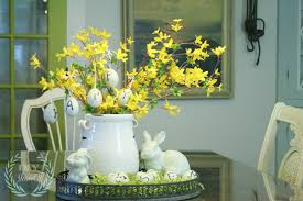 Diy Easter Window Decorations by Spring And Easter Decoratingdiy Show Off U2013 Diy Decorating And