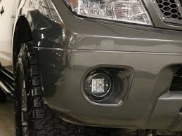 nissan frontier 2017 2009 2017 nissan frontier fog mounts 46578 rigid industries