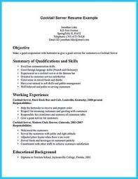 concierge resume objective free resume example and writing