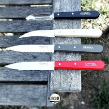 opinel kitchen knife set opinel kitchen essentials loft colours