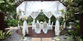 Rochester Wedding Venues Garden Wedding Venues In Singapore Singapore Tatler