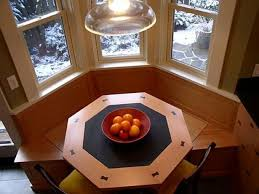 Best Ideas For The House Images On Pinterest Kitchen White - Bay window kitchen table