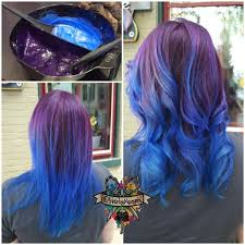 Colors That Match With Purple Top 15 Hair Color Work From Vpfashion Color Specialist