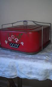 Vintage Kitchen Canisters 274 Best Kitchen Canisters Bread Boxes Cake Carriers Images On