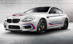 bmw m6 coupe bmw m6 gains competition edition car and driver car and