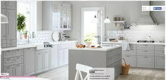 meuble cuisine blanc ikea cuisine équipée ikea catalogue argileo