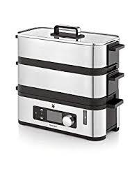 cuisiner vapeur wmf 415090011 vitalis e cuit vapeur amazon fr cuisine maison