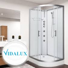 vidalux range of steam showers the best steam showers on the